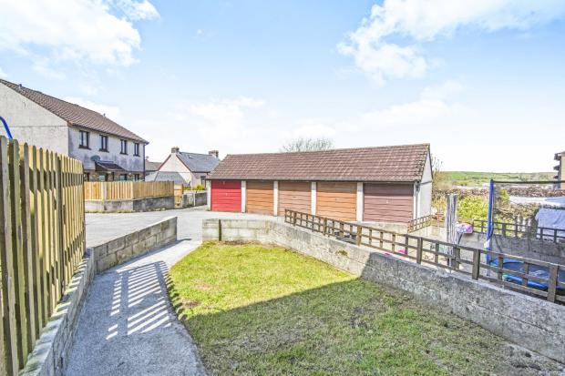 Property Sold Prices For Beacon Hill Bodmin