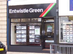 Entwistle Green, Burnleybranch details