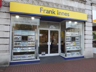 Frank Innes, Burton-Upon-Trentbranch details