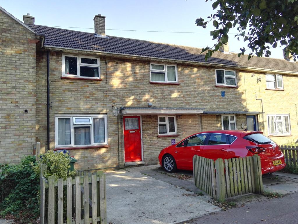 3 Bedroom Terraced House For Sale In Carlton Way Cambridge Cambridgeshire Cb4