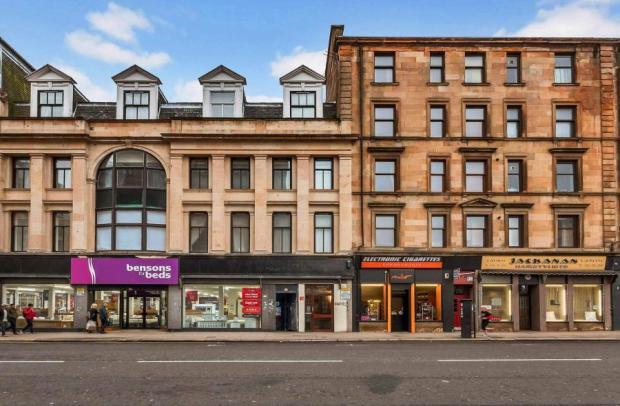 Glasgow City Council Building Permit