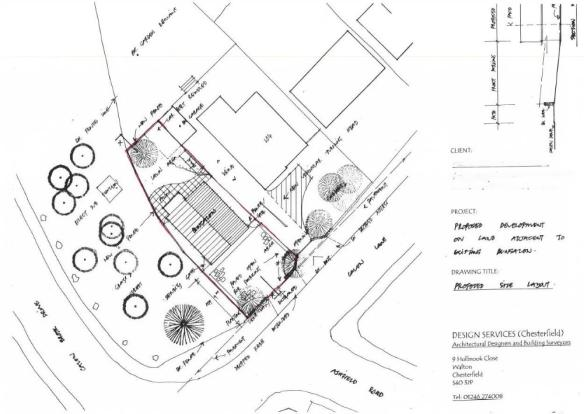 Site Plan (After)
