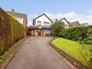 Detached home in Hall Lane, Whitwick...