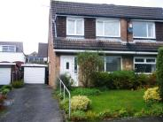 3 bedroom semi detached house in Derwent Close, Colne...