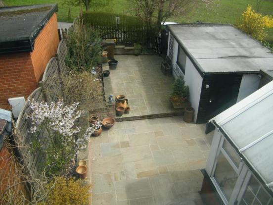 Aerial Vw Garden
