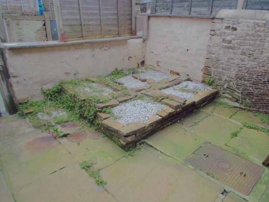 Rear Garden Patio