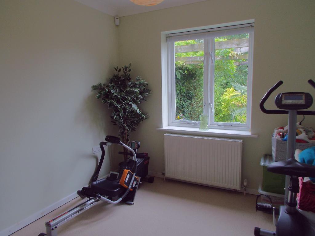 Bedroom 4/gym