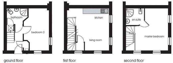 Monaco Floor Plan