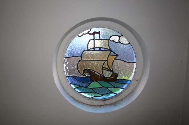 Porthole detail