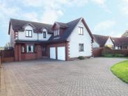 Detached property for sale in Glasgow Road, Longcroft...