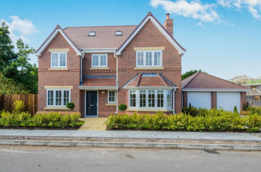 4 bedroom detached house for sale in off lower alt road for New build 4 bed house