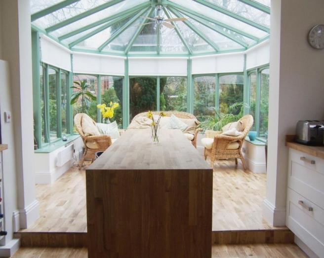 conservatory kitchen design ideas photos amp inspiration