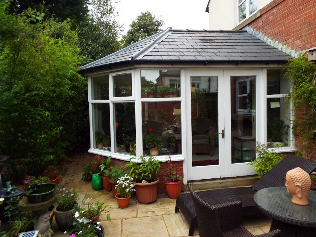 View of Garden Room