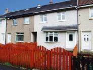 Terraced property for sale in Myrtle Road, Uddingston...