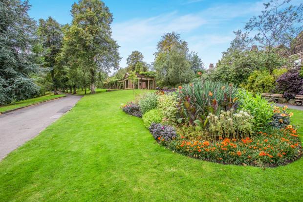 Nearby Valley Garden