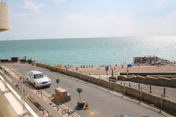 Promenade Area