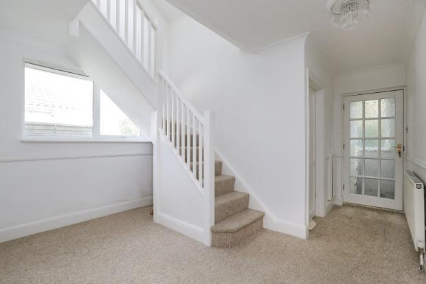 Hallway/Open Plan Di