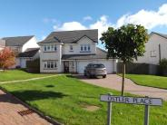 Detached home in Ostler Place, Stewarton...