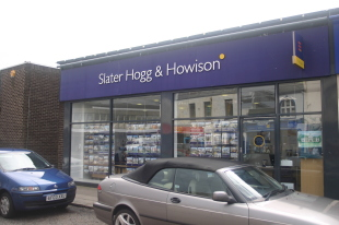 Slater Hogg & Howison, Largsbranch details