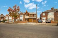semi detached home in Romway Road, Leicester...