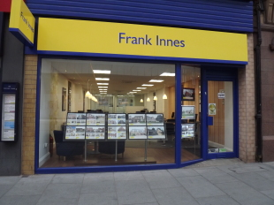 Frank Innes, Leicesterbranch details