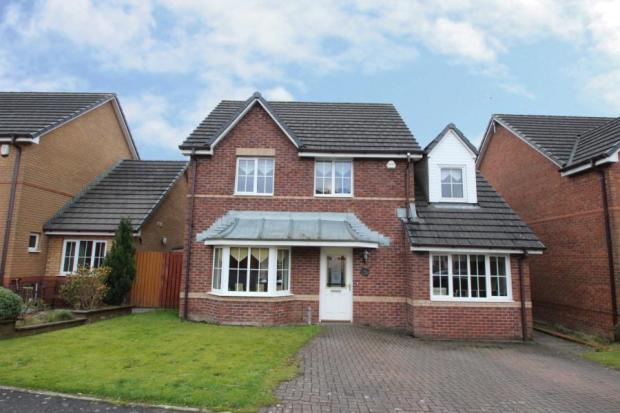 4 bedroom detached house for sale in thirlfield wynd livingston west lothian eh54