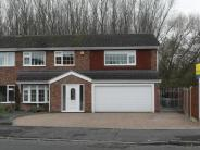 5 bed semi detached home in Buckingham Drive...