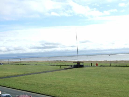 View Of Lytham Green