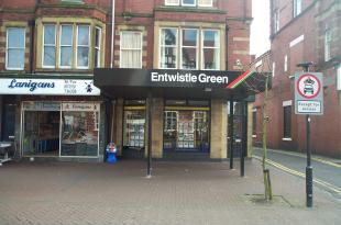 Entwistle Green, Lythambranch details