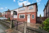 semi detached home in Parkfield Avenue...