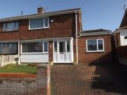 semi detached property for sale in Church Way, Kirkby...