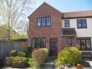 2 bedroom End of Terrace home for sale in Vulcan Close, Hethersett...