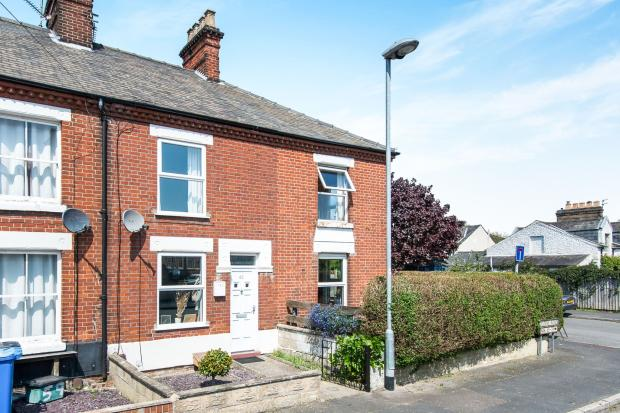 3 Bedroom Terraced House For Sale In Cozens Road Norwich Norfolk Nr1