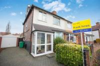 semi detached property in Ringwood Crescent...
