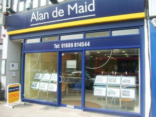 Alan de Maid, Orpingtonbranch details