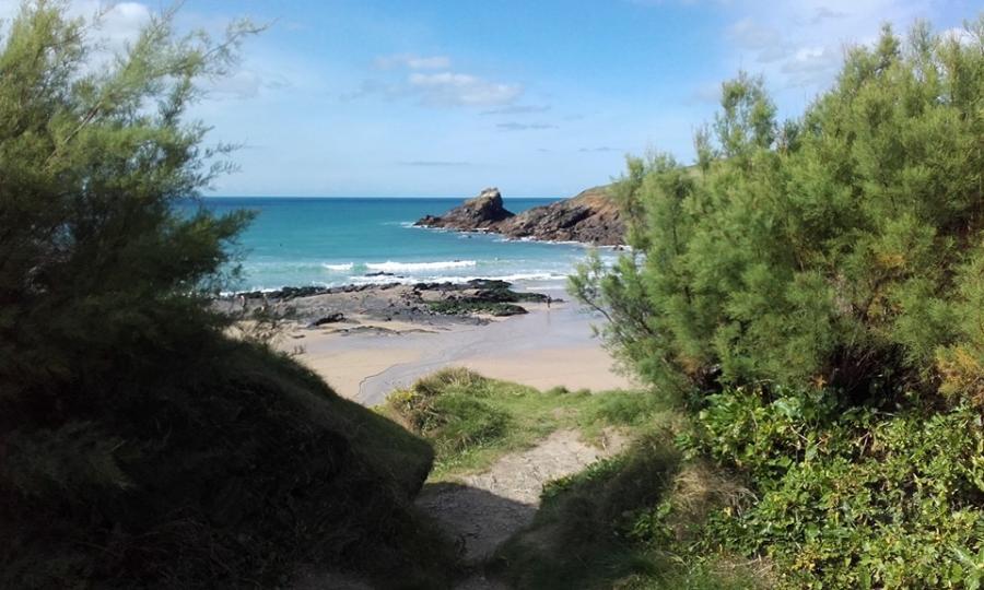 Beach Not View