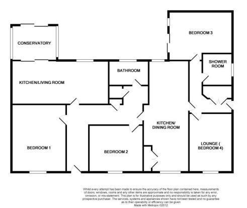 4 Bedroom Bungalow For Sale In Heamoor Penzance Cornwall