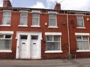 Terraced home for sale in Bridge Road...