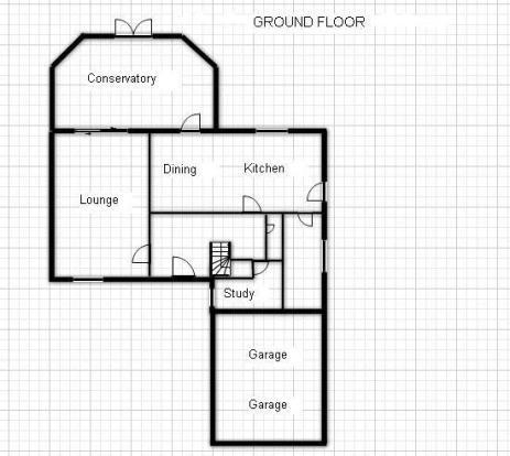 Floor Plan Ground Fr