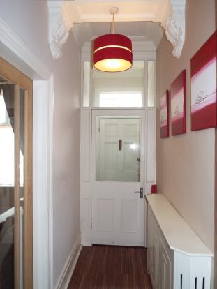 Vestibule & Hallway