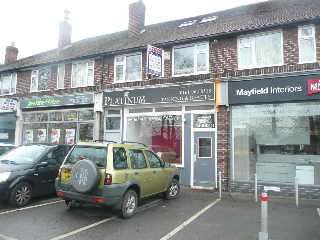 Hairdresser / Barber Shop to rent in Park Road, Timperley, Altrincham ...