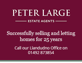 Get brand editions for Peter Large Estate Agents, Llandudno