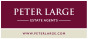 Peter Large Estate Agents, Llandudno logo