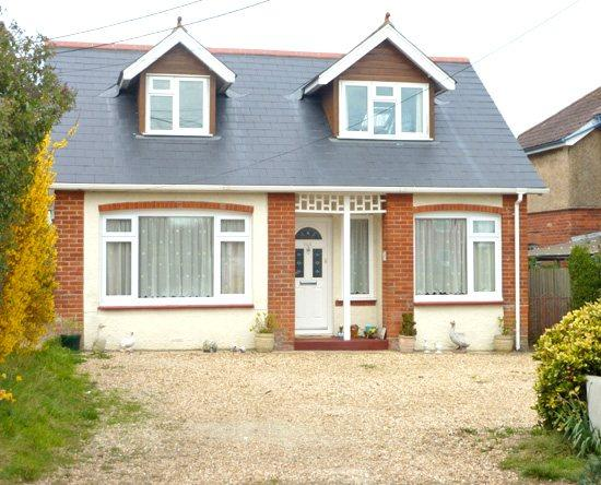Four Bedroom Chalet Bungalow