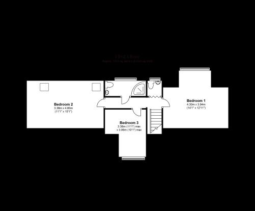 Floor plan - First F