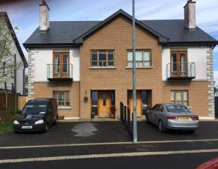 4 bed semi detached property in Carrick-on-Shannon...