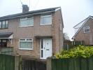 semi detached home in Holly Road, Haydock, WA11