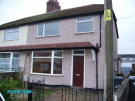 3 bedroom semi detached property to rent in Clwyd Avenue, Abergele...