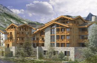 new Flat in Val-d`Isère, Savoie...