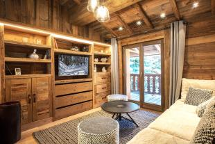 Character Property in Val-d`Is�re, Savoie...
